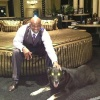 Deion Sanders reunites with $15,000 German Shepard after attack dog went 'missing' from yard